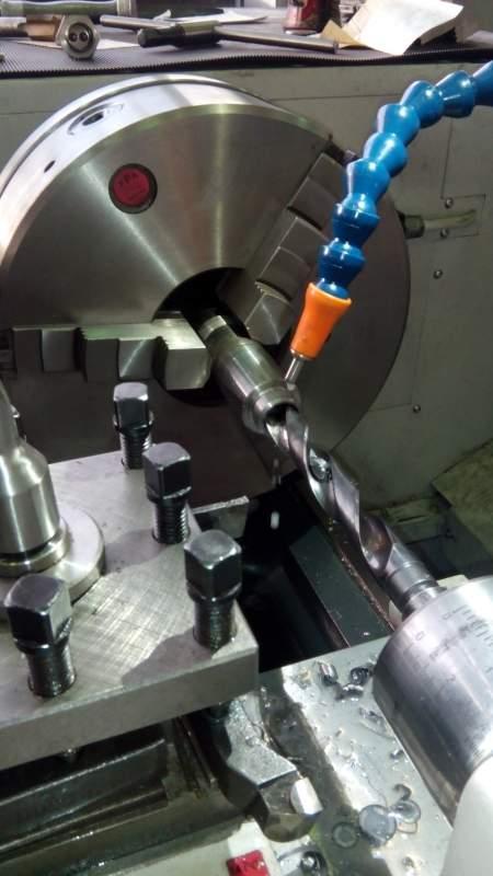 Заказать Изготовление изделий из металла различной конфигурации и сложности.