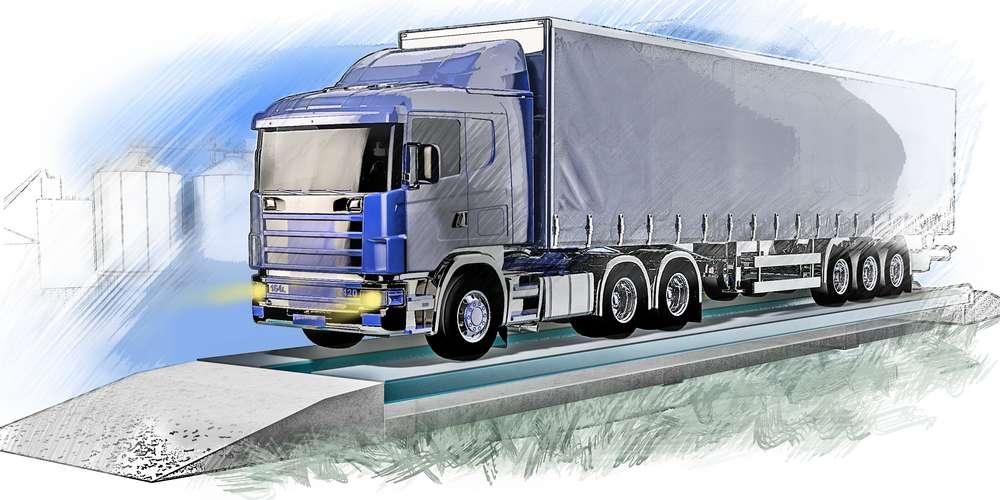 Заказать Услуга автомобильных весов Полтава (до 80 тон).