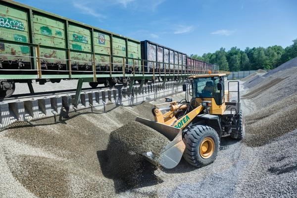 Заказать Принимаем вагоны с сыпучими материалами на собственную эстакаду