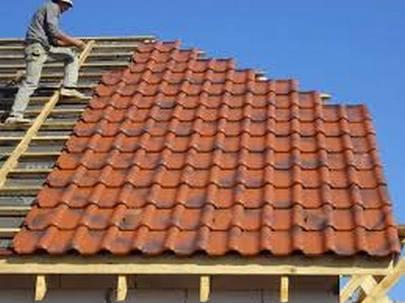 Демонтаж стропильной части крыши