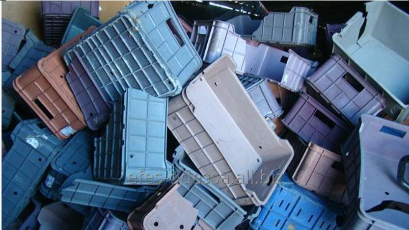 Заказать Переработка, утилизация промышленных, бытовых отходов полимерных материалов