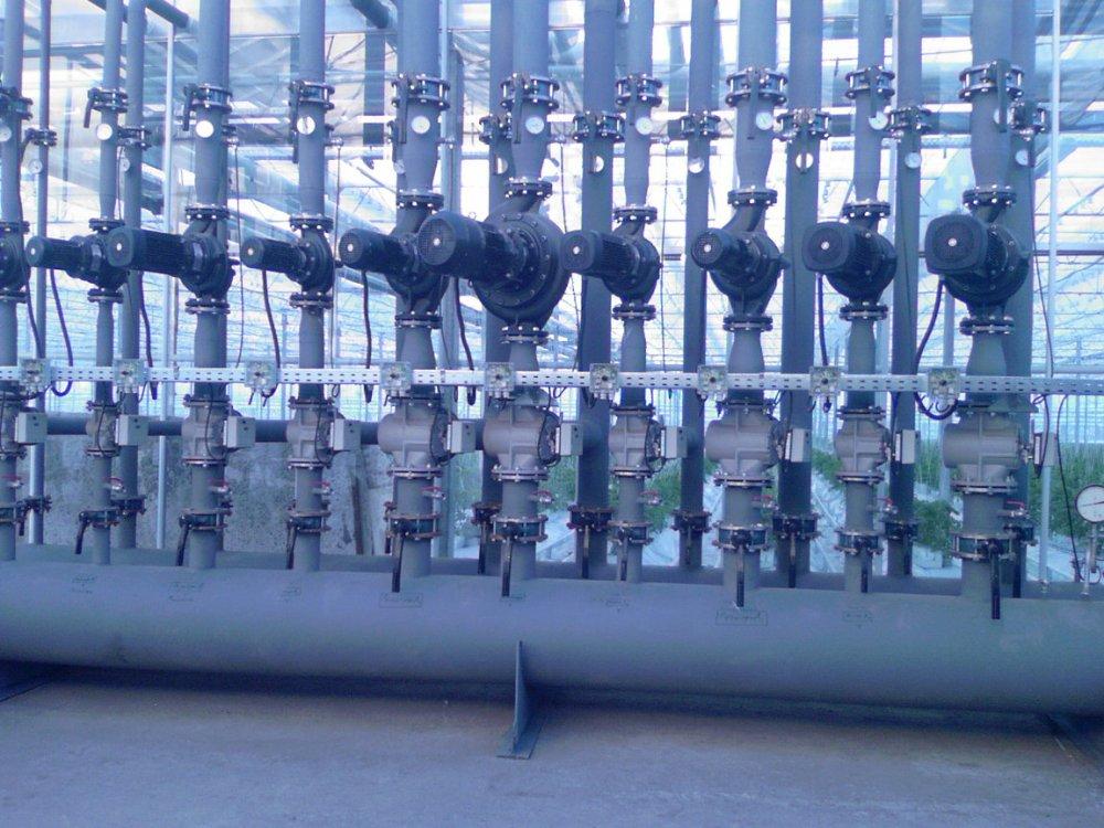 Подбор оборудования для реконструкции и нового строительства тепличных комплексов