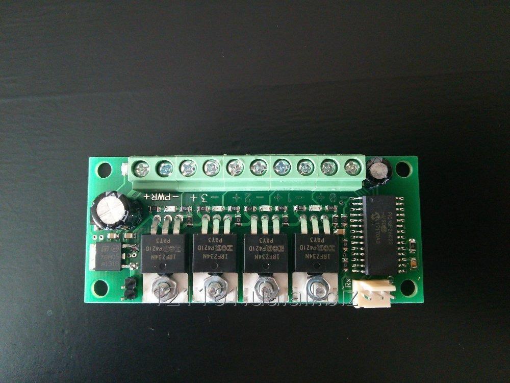 Заказать Изготовление микроконтроллеры управления иллюминацией любой сложности