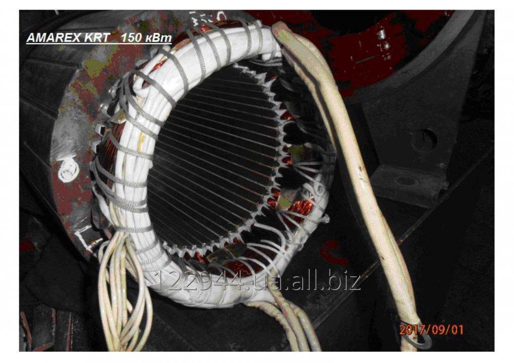 Заказать Перемотка и ремонт общепромышленных электродвигателей отечественного и импортного производства