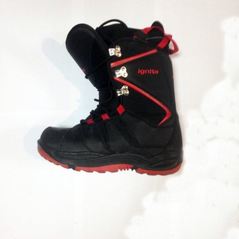 Заказать Прокат ботинки сноуборд Ignite 41р-р
