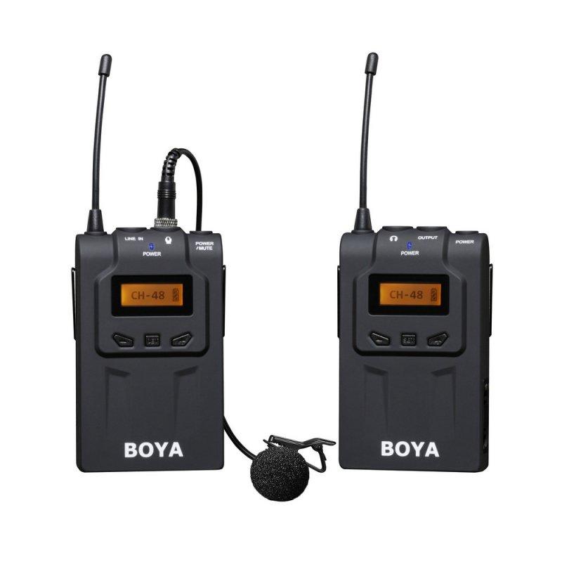 Заказать Прокат микрофон Boya BY-WM6 Wireless
