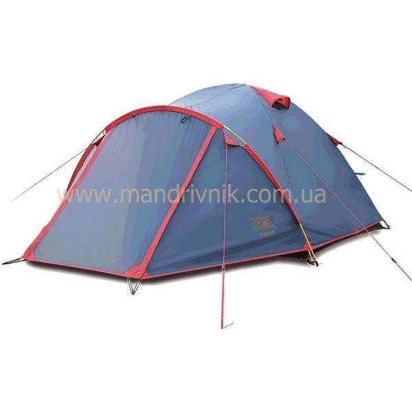Заказать Прокат палатка SOL Camp 4
