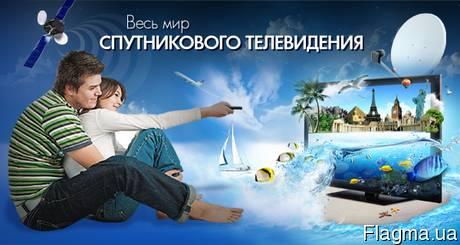 Установка спутникового телевидения .Киевская область (Ирпень-Ворзель)