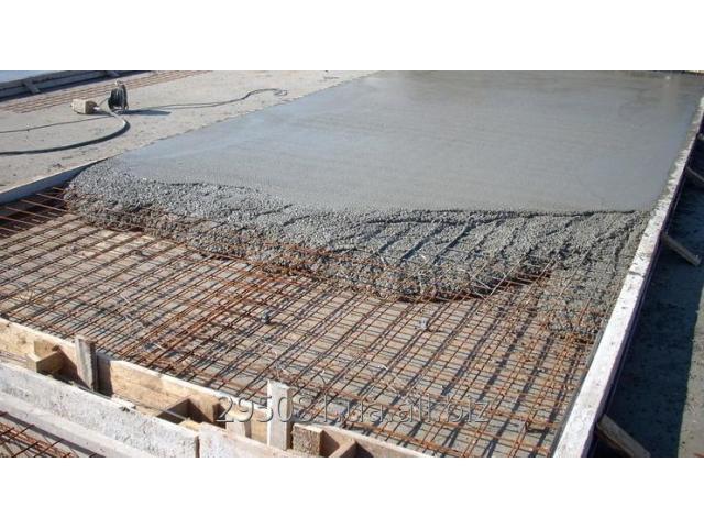 Заказать Монолитные, фундаментные и бетонные работы