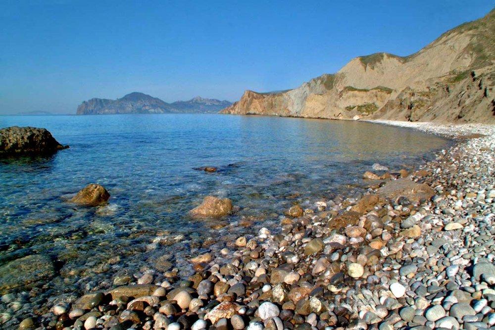 Заказать Участок у моря в Крыму