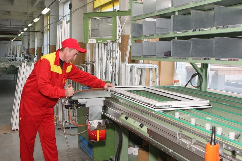 Заказать ПОЛЬША: Разнорабочий на завод металлопластиковых окон DRUTEX