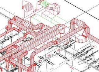 Услуги по проектированию систем вентиляции и кондиционирования воздуха