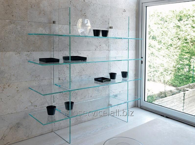 Заказать Изготовление стеклянные полки столешницы дверцы из стекла зеркала Днепр