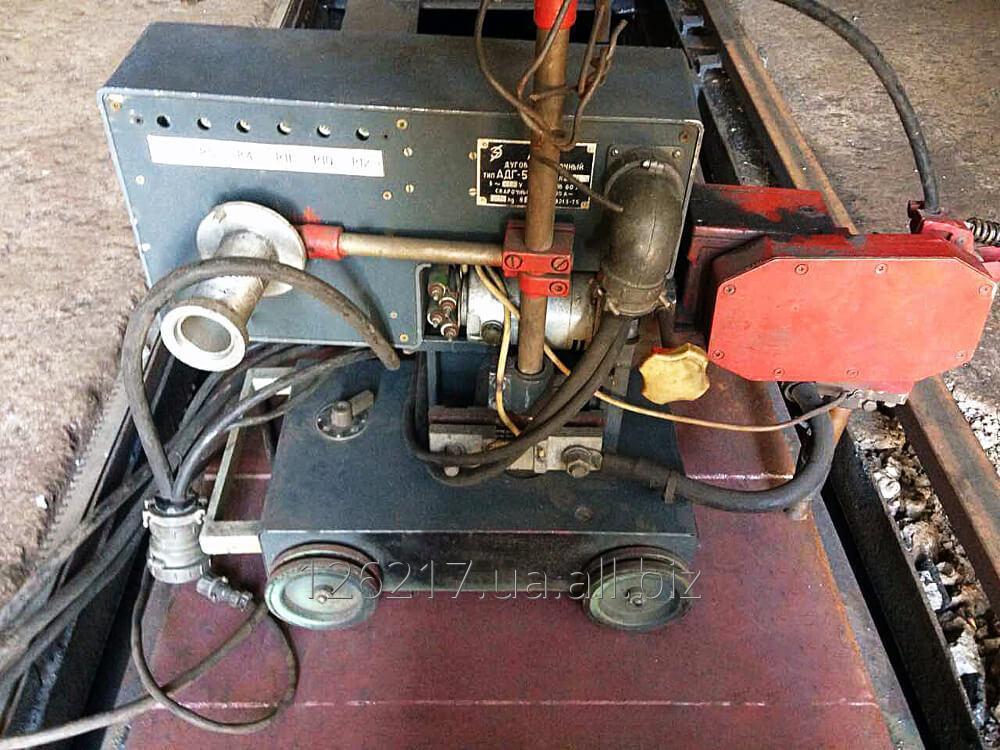 Заказать Ремонт, модернизация сварочных тракторов, автоматов