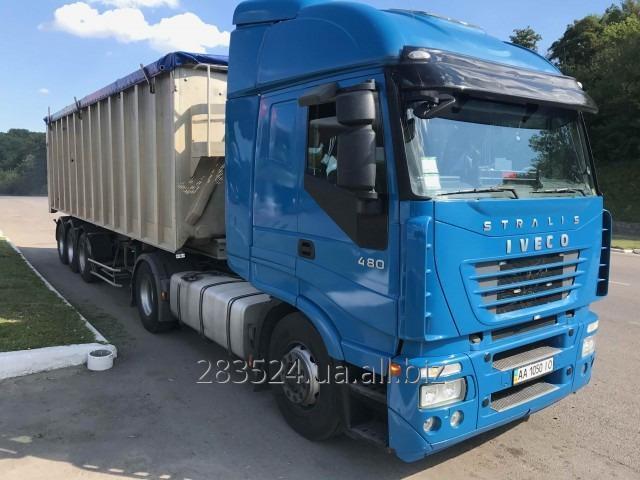 Заказать Услуги зерновоза по Украине