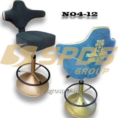 Изготовление стульев и кресел для развлекательных центров, залов игровых автоматов, казиноN04-12,