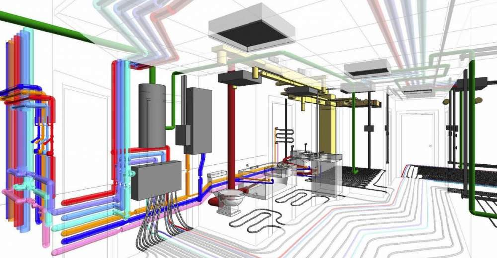 Заказать Проектирование инженерных систем