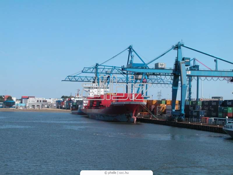 Замовити Навантаження й розвантаження в портах