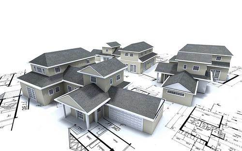 Проектирование зданий жилых