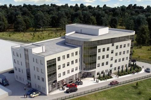 Проектирование многоэтажных административных зданий