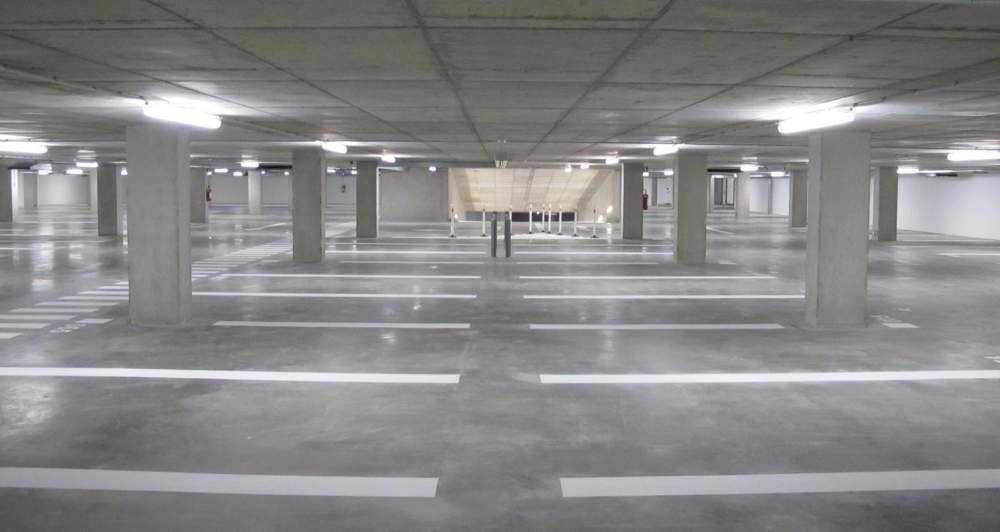 Заказать Проектирование подземных автомобильных паркингов