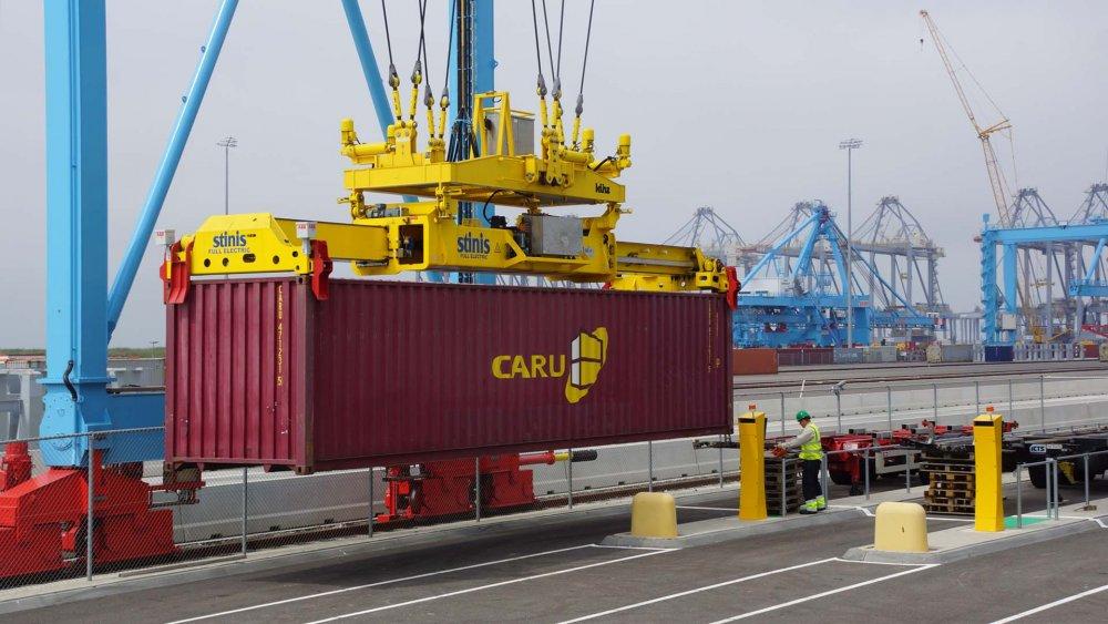 Экспедиторские услуги в портах