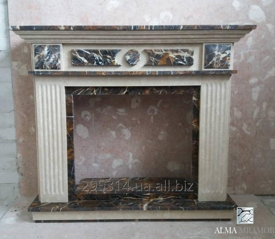 Order Decorating of fireplace