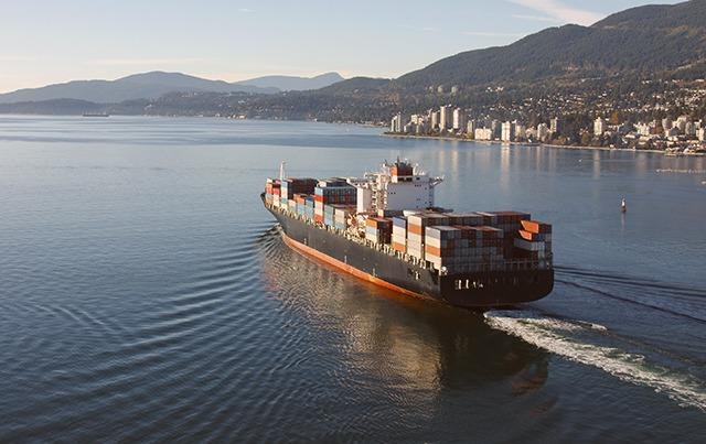 Заказать Международные перевозки морским транспортом, а также их комбинациями