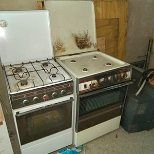 Заказать Скупка и вывоз старых газовых плит