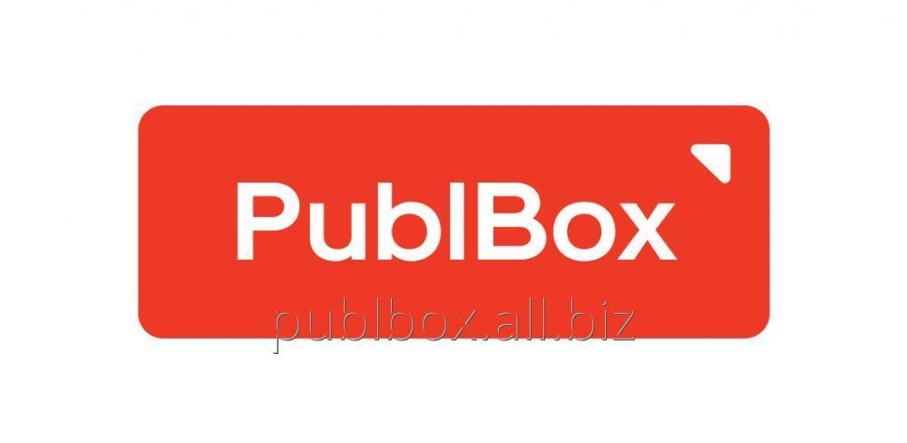 Заказать Сервис для работы в соцсетях PublBox.com