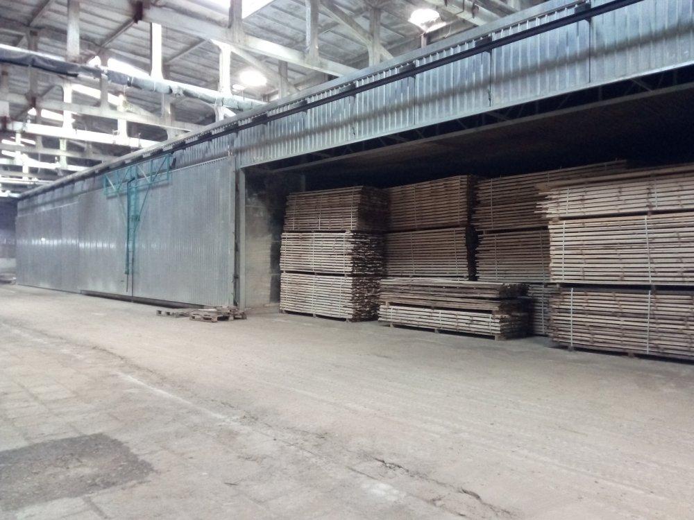 Заказать Сушіння та термічна обробка пиломатеріалів, пакувального матеріалу