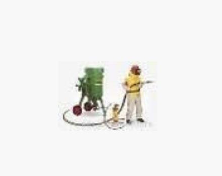 Заказать Пескоструйная очистка металлоконструкций и изделий