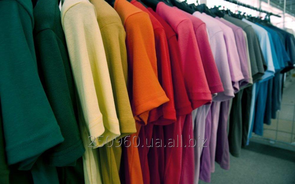 Заказать Пошив и разработка одежды: трикотаж, текстиль, спецодежды, корпоративной рекламы