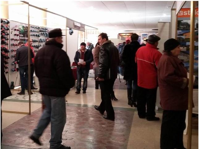 Строительная выставка Херсон