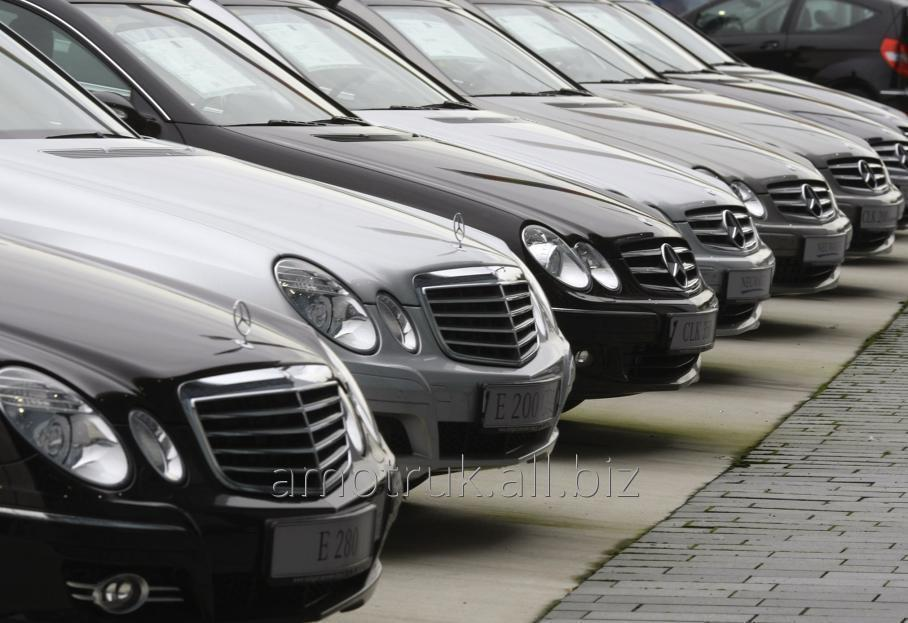 """Заказать Таможенное оформление (растаможивание) легковых автомобилей в т. ч. """"евробляхи""""."""