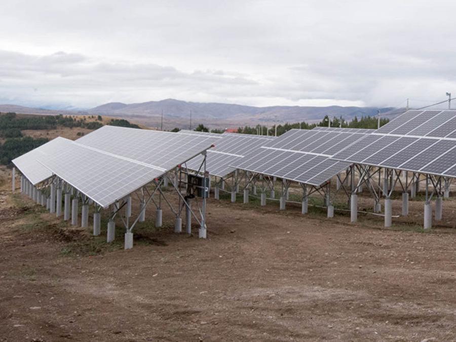 Заказать Строительство солнечных электростанций