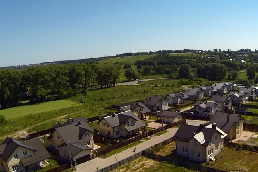 Заказать Строительство коттеджных городков и малоэтажных домов.