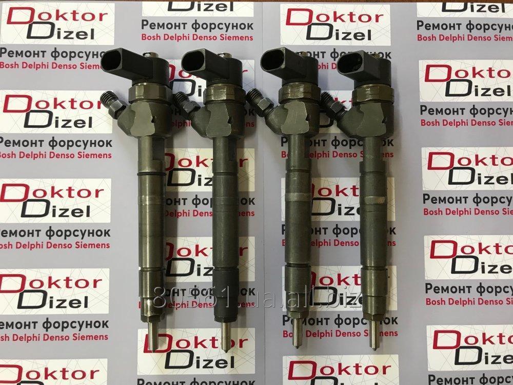 Заказать Ремонт (реставрация),проверка,регулировка и чистка форсунок системы Common Rail Bosch