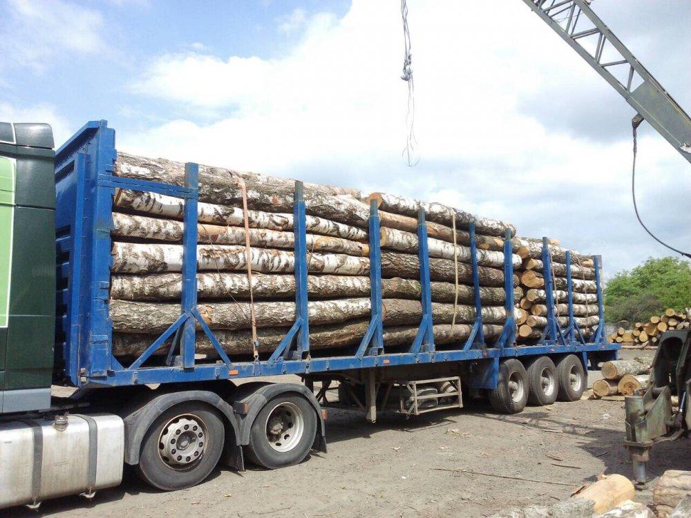 Заказать Перевезення деревини