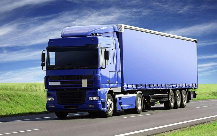 Order International road freight