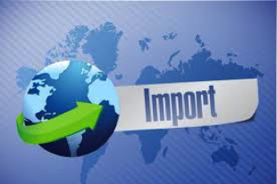 Order Registration of import and export of goods and consignment goods