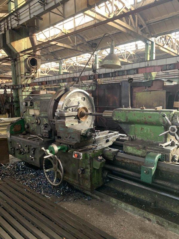 Order Machining of metal