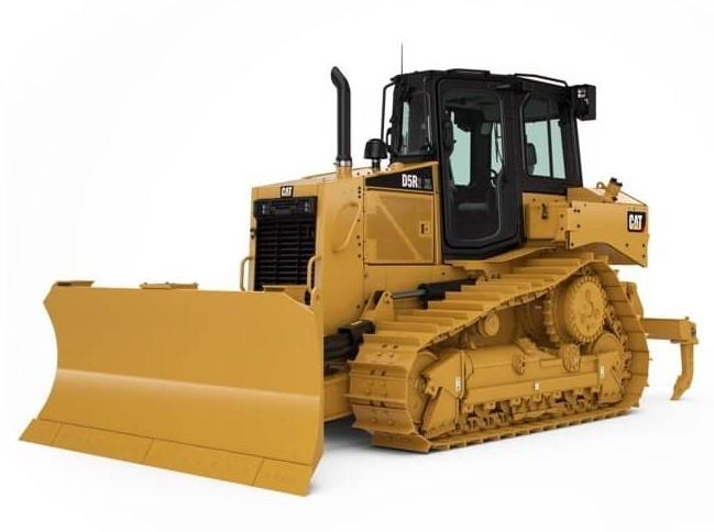 Заказать Аренда бульдозера Caterpillar D5 (Cat D5)