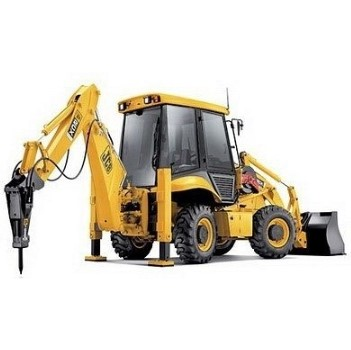 Rental of machinery