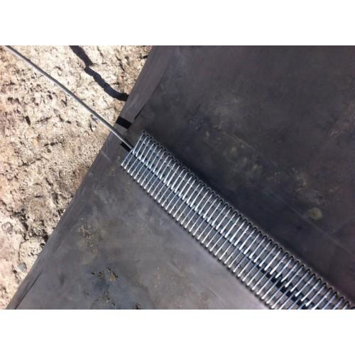 Заказать Стыковка ленты транспортерной механическими соединителями К27 К28