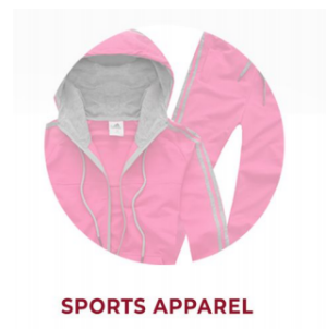 Order SPORTS APPAREL SEWING