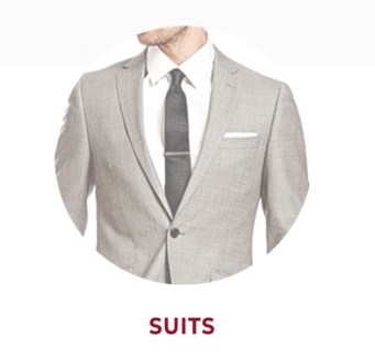 Order SUITS SEWING