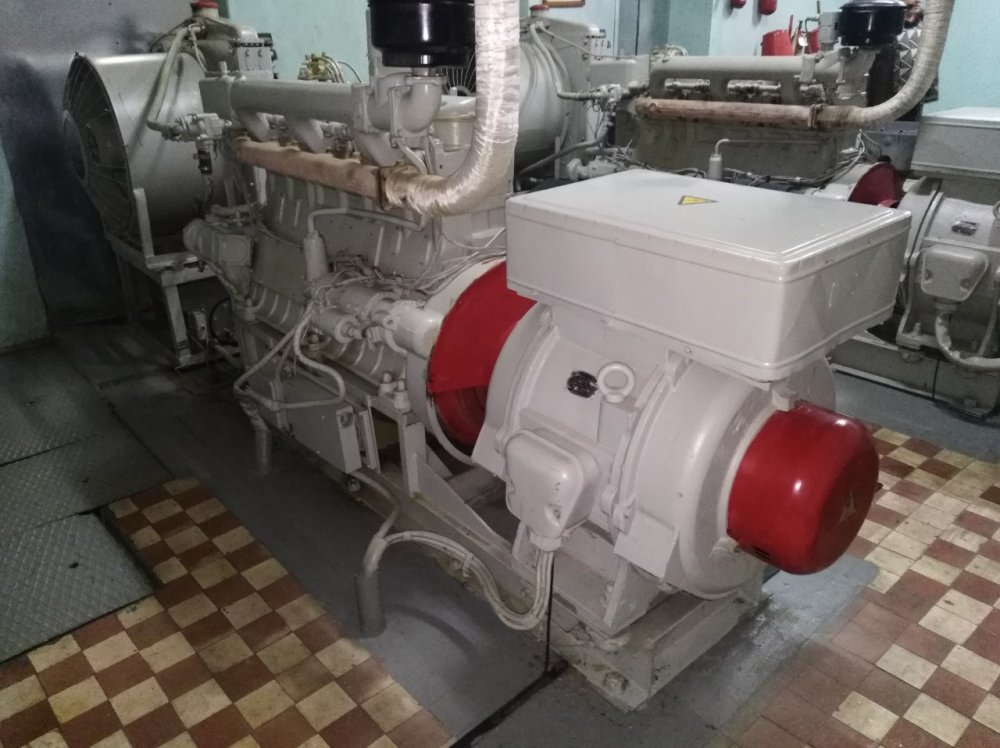 Order Repair of generators