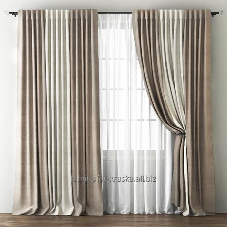 Order Individual sewing of curtains, swags