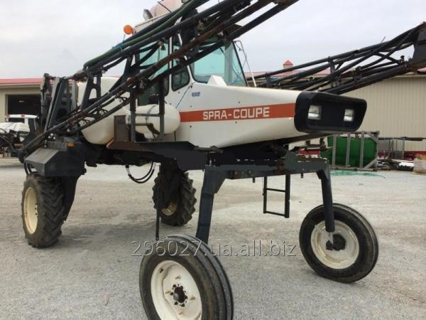 Order Services in spraying of fields